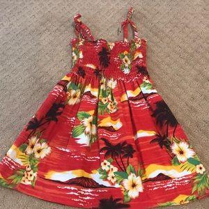 Other - Hawaiian 🌺 Dress